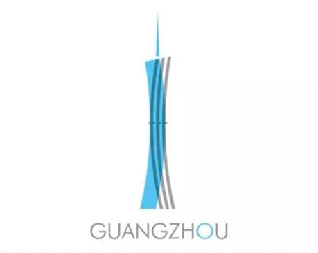 """广州推出全新城市形象,""""广州""""二字组成新LOGO"""