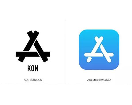 App Store新LOGO设计被指抄袭!判决结果将揭晓
