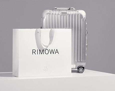 欧洲旅行箱品牌RIMOWA更换新LOGO,让你放心的来一场说走就走的旅行
