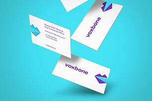 网络电话服务商Voxbone全新LOGO设计很俏皮
