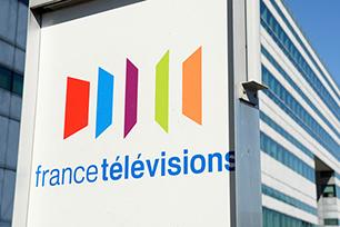 法国电视台统一台标,丰富的色彩代表多姿的生活