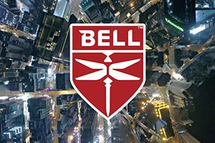 """贝尔直升机更名为""""贝尔公司"""",全新LOGO设计盾牌与蜻蜓齐上阵"""