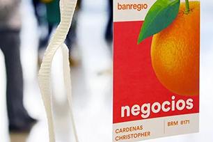 墨西哥银行BanRegio启用全新LOGO设计,年轻化新品牌更具活力