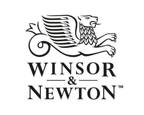 世界知名颜料品牌温莎牛顿2017年更换logo