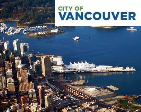 温哥华市民愤怒了 这样的城市logo也要8000加元?