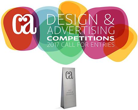 2017美国传达艺术年度设计及广告奖 5月19日截止