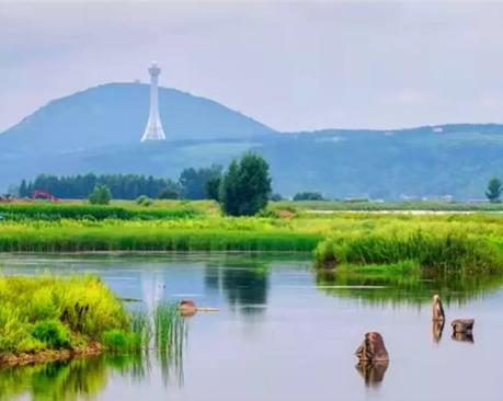 中国龙井海兰江朝鲜族民俗特色小镇征集标志(LOGO)、吉祥物、宣传语