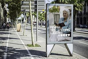 西班牙阅读推广计划推出全新视觉识别系统,让阅读更有趣!