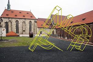 布拉格国家美术馆新LOGO设计撞车FACT,是抄袭还是意外!!