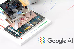 谷歌Research升级为Google AI,全新LOGO设计诠释人与机器的互动