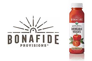大福利!!Bonafide Provisions推出全新LOGO设计,可以喝的营养!