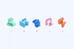 英国人工智能公司Cytora推出全新LOGO设计,动态块形状表现更加真实的视觉效果
