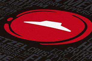 """必胜客品牌LOGO设计大变化,全世界都是""""大红饼"""""""