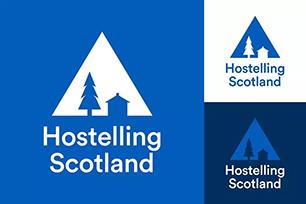 """又一慈善机构换标!苏格兰青年旅社新LOGO设计很温暖,是苏格兰""""情调""""没错了!"""