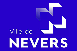法国小镇Ville de Nevers全新城市形象公开,新LOGO设计从人文角度出发,模块化设计很时尚