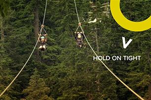 温哥华推出全新城市旅游形象,新LOGO设计用最简单的符号指引探索最美的事物