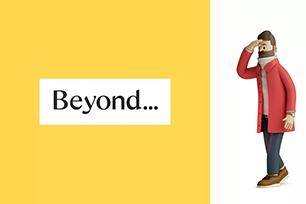 打破常规!英国葬礼筹备平台Beyond打造全新VI系统,亲和的大叔传递尊重与友好