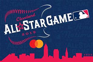 2019年美国职业棒球大联盟全明星赛全新LOGO设计,美国摇滚融入其中