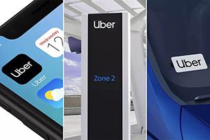 "Uber品牌LOGO再升级,""安全性""已成为社会话题,新LOGO设计能否带领Uber打破僵局!!"