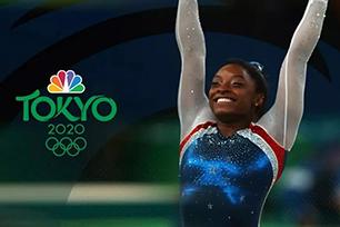 NBC获2020年东京奥运会转播权,新台标设计大胆流畅,朝气蓬勃