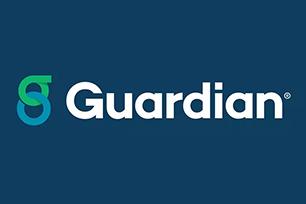 """美国最大人寿保险公司Guardian换标,新LOGO设计""""环环""""相扣,亲切友好"""