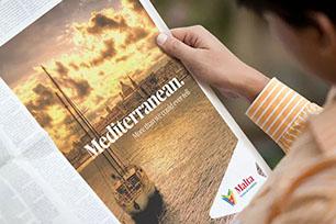 """马耳他国家旅游形象亮相,全新LOGO设计灵感来源渔船""""鲁祖"""""""