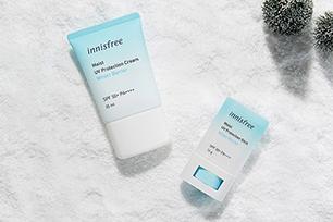 韩国化妆品品牌Innisfree悦诗风吟换标,新标志设计仅保留字标