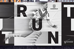 澳大利亚全国橄榄球联赛启用全新标志设计,品牌现代化更能适应时代发展