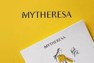 德国奢侈品电商平台Mytheresa推出全新标志设计,无衬线字体设计显大方