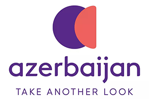 阿塞拜疆国家旅游形象设计更新,新LOGO设计秉承极简主义