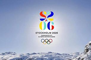 意大利、瑞典发布2026年冬奥会标志设计,LOGO设计极具地方特色