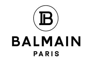 奢侈品牌Balmain LOGO设计换新,欧洲高定三巨头凑齐