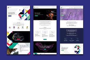 著名金融企业Punter Southall Group启用全新标志设计,几何图形设计受青睐
