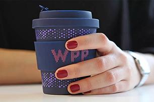 英国广告传播集团WPP推出全新LOGO设计,不断变化的圆点可创造性更强