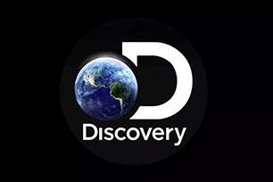 "Discovery探索频道LOGO重塑设计,地球被""吃掉""了"