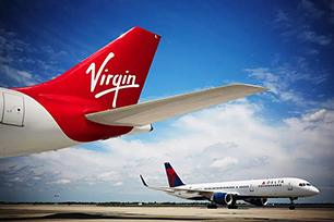 """维珍航空机体改装形象设计大变样!""""瓦尔加女孩""""正式退役"""