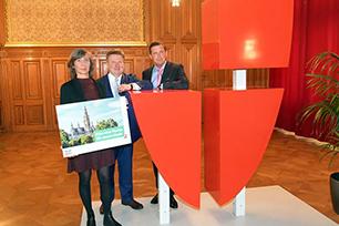 """音乐之都维也纳优化城市形象设计,对比之下,新LOGO设计简直""""完美"""""""