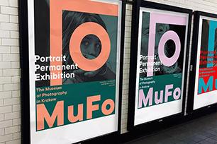 波兰克拉科夫摄影博物馆更换LOGO设计,征集而来的形象设计更具象